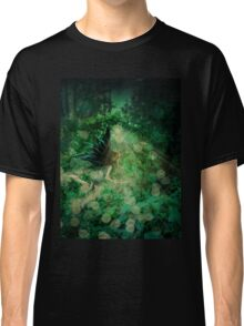 Fairy in the forest Classic T-Shirt