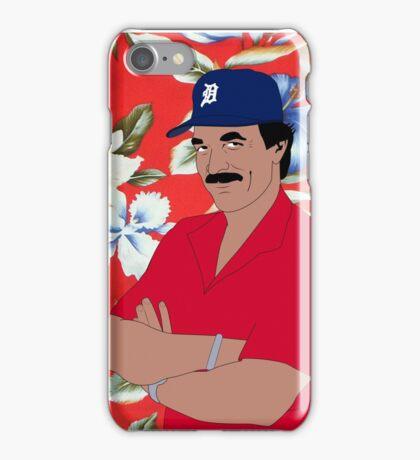 Magnum Stache iPhone Case/Skin