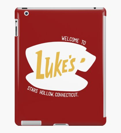 lukes iPad Case/Skin