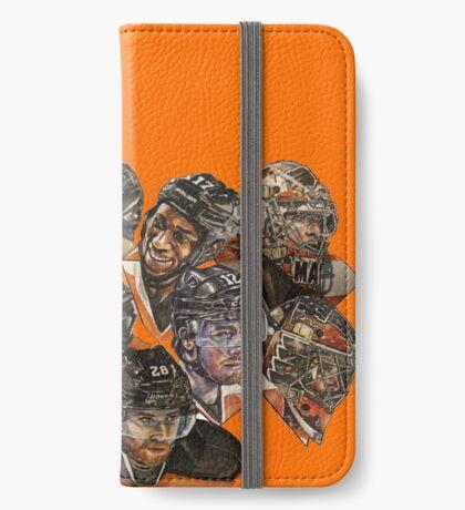 Flyers II iPhone Wallet/Case/Skin