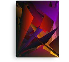 Smoke Screen 3 Canvas Print