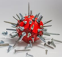 Screw Ball by Randy Turnbow