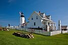 Pemaquid Lighthouse I by PhotosByHealy