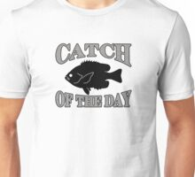 Catch of the Day - Pumpkinseed Fish Unisex T-Shirt