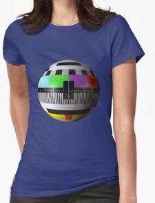 3D TV test pattern  T-Shirt