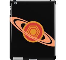 Saturn's Hexagon iPad Case/Skin