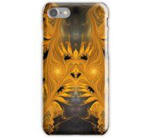 Kali in gold iPhone Case/Skin