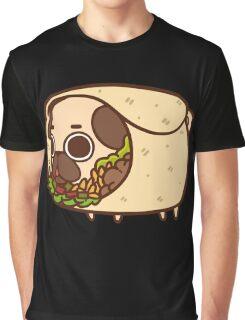 Puglie Burrito Graphic T-Shirt