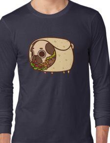Puglie Burrito Long Sleeve T-Shirt