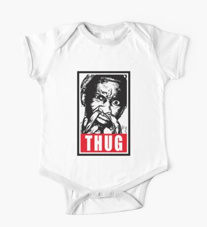 Thug One Piece - Short Sleeve
