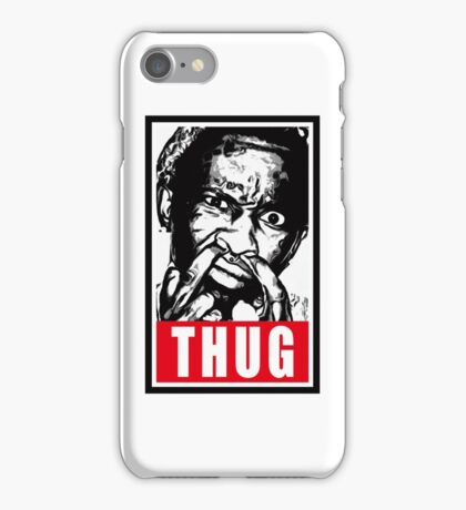 Thug iPhone Case/Skin