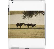 Horse love iPad Case/Skin