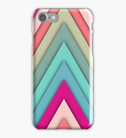 Triangles Pop iPhone Case/Skin