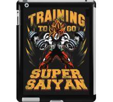 super-saiyan iPad Case/Skin