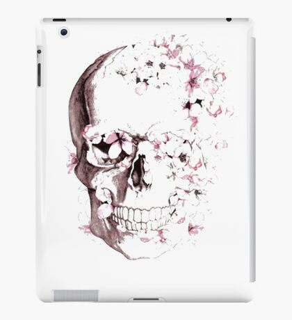 Skulls are for Pussies iPad Case/Skin
