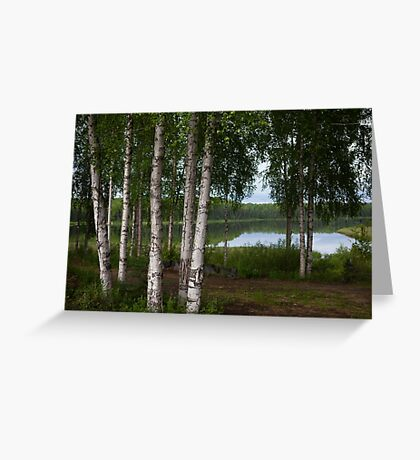 Sylvan Hideaway Greeting Card