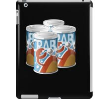 Glitch Drinks crabato juice iPad Case/Skin