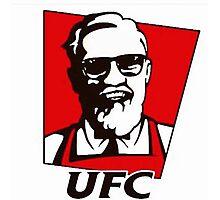 Conor Mcregor KFC Photographic Print