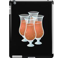Glitch Drinks exotic juice iPad Case/Skin