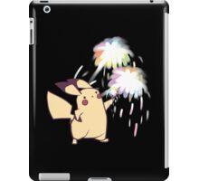 Pikachu Fireworks iPad Case/Skin