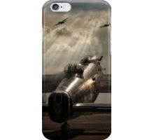 The Last Farewell iPhone Case/Skin