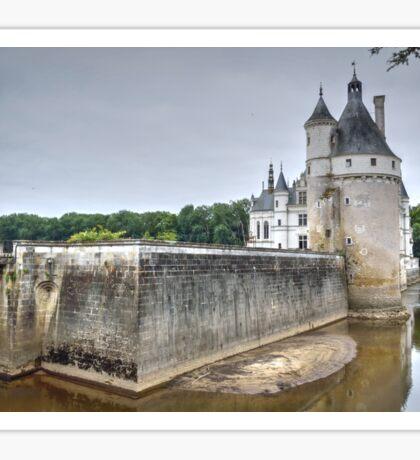 Chateau De Chenonceau Sticker