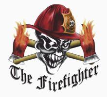 Firefighter Skull 5.1 Kids Clothes
