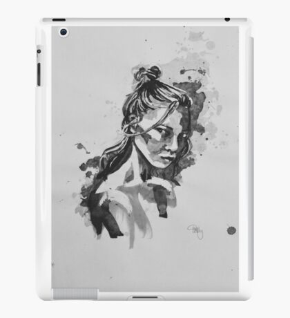 Sophie In Ink iPad Case/Skin