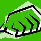 Hulk Logo by TheFrisby