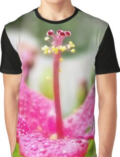 Refreshed hibiscus Graphic T-Shirt