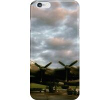 The Avro Lancaster Trio iPhone Case/Skin