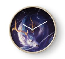 Cosmic Dragon Clock