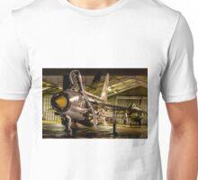 English Electric Lightning QRA shed Unisex T-Shirt