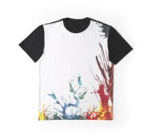 A scene of a sea life Graphic T-Shirt