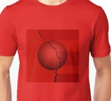 Red ball Unisex T-Shirt