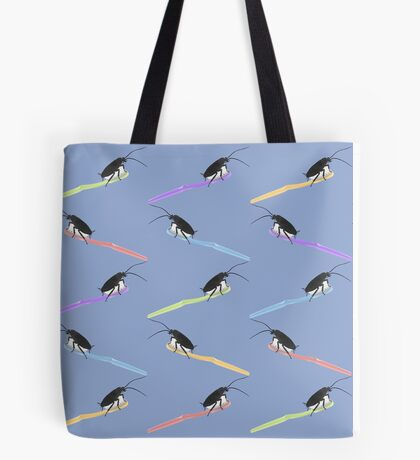 Cockroach Toothbrush Sex Tote Bag