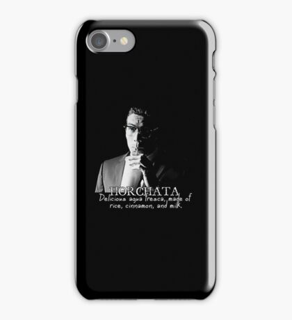 Richie Gecko and Horchata iPhone Case/Skin