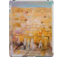 The Western Wall iPad Case/Skin