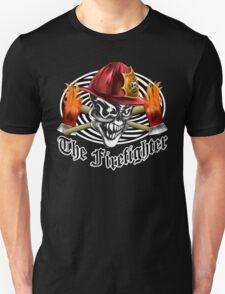 Firefighter Skull 5.4 T-Shirt