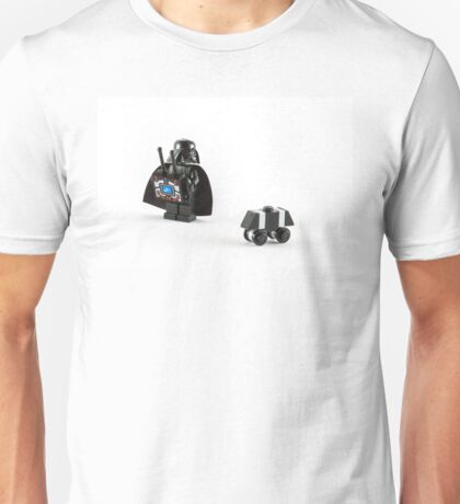 Vader's New Toy Unisex T-Shirt