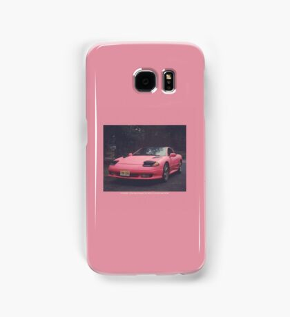 Pink Season Samsung Galaxy Case/Skin
