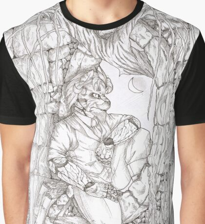 The Dolly in the Window Graphic T-Shirt