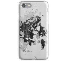 Lydia In Ink iPhone Case/Skin