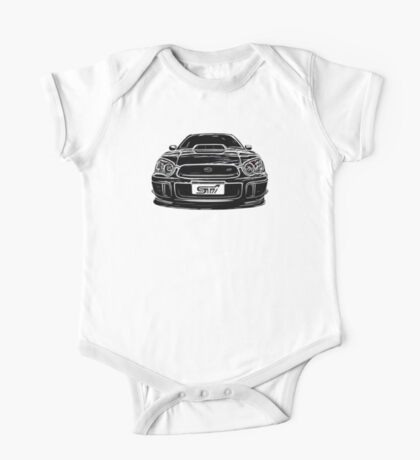 Subaru WRX Impreza One Piece - Short Sleeve
