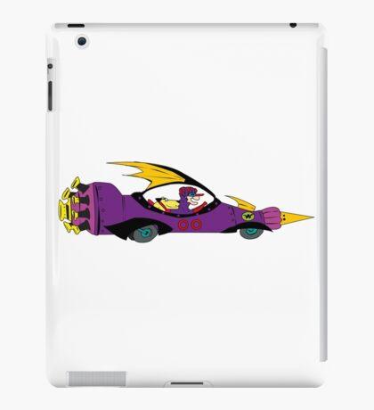 the wacky races TRIBUTE iPad Case/Skin