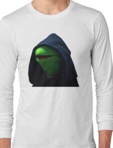 evil kermit Long Sleeve T-Shirt