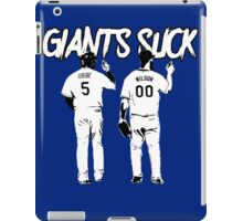 Giants Suck! iPad Case/Skin