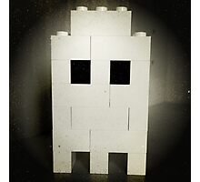 Lego Ghost Photographic Print