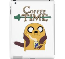 It's Coffee Time! iPad Case/Skin