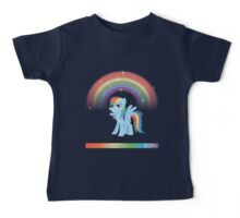 20% cooler - with text Baby Tee